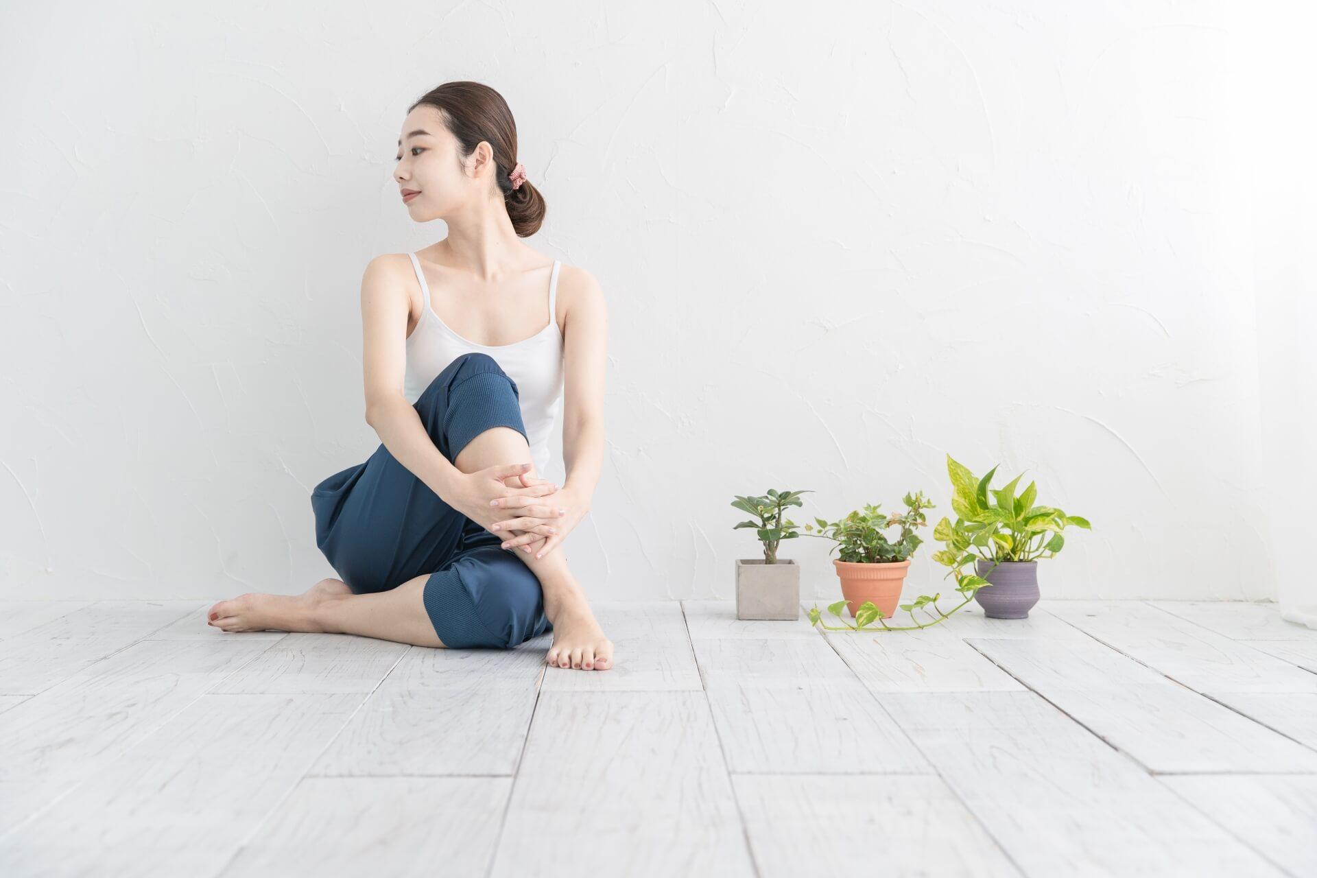 簡単にできる姿勢矯正・肩こり改善法