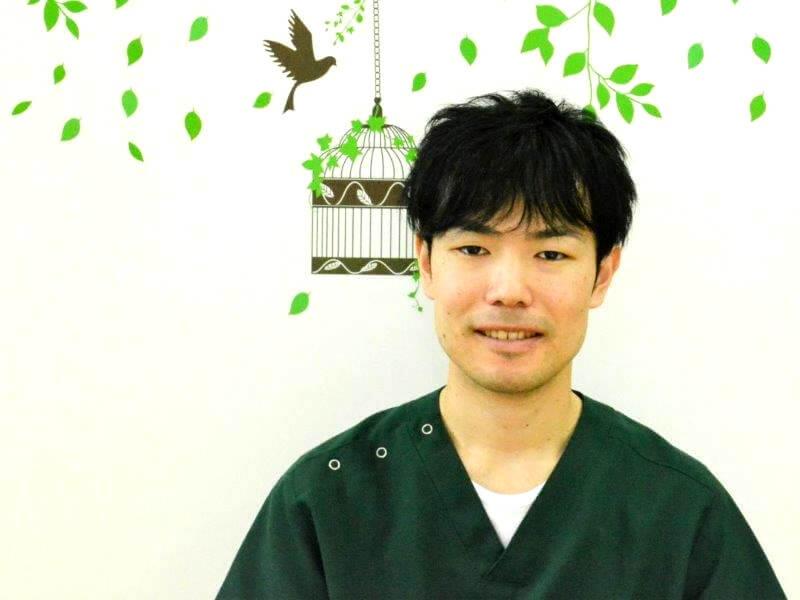 浦安の鍼灸整体院+nico中嶋和人先生