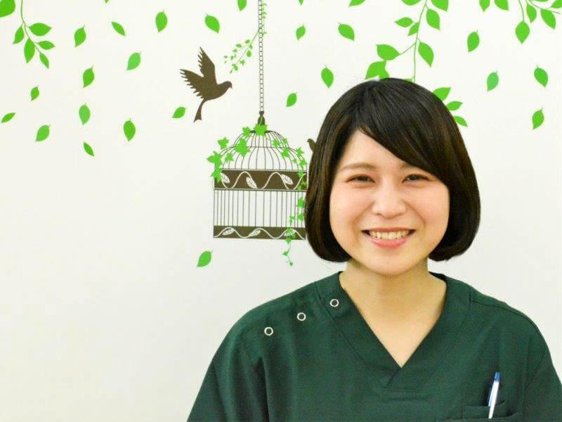 浦安の鍼灸整体院+nico竹ヶ原由花先生