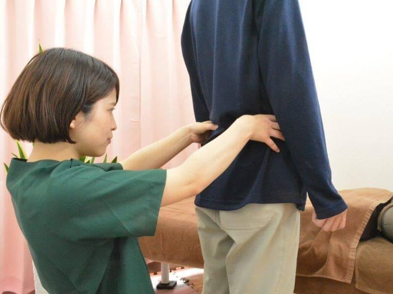 浦安の鍼灸整体院+nicoでは患者さんが見えていないところまで診ます