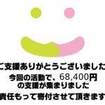 西日本豪雨被害支援チャリティ終了
