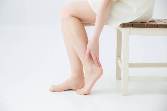 腰痛の原因は足首!?