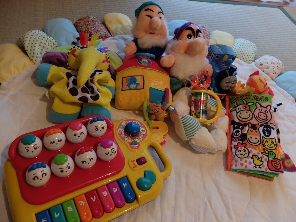 浦安の鍼灸整体院+nico赤ちゃんのおもちゃ